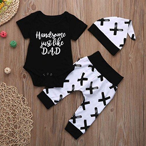 Jarsh Toddler Infant Kids Baby Girl Boy Stripes Hooded Long Sleeve Romper Jumpsuit